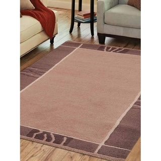 Link to Hand Knotted Tibbati Contemporary Area Rug Similar Items in Transitional Rugs