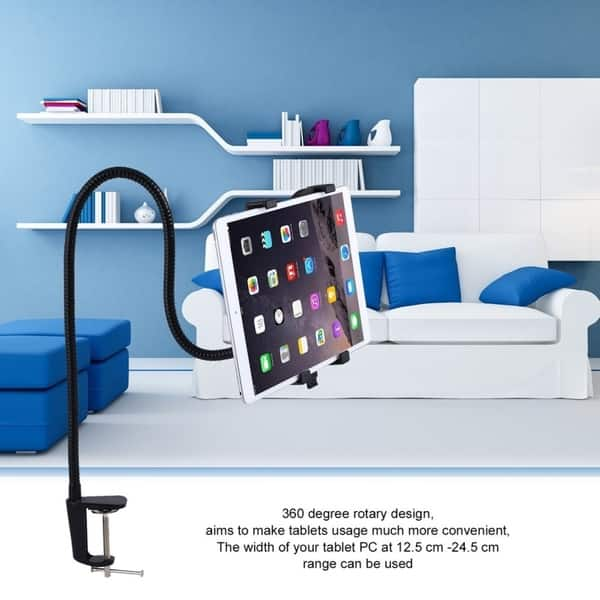 Sensational Shop Gooseneck 360 Lazy Bed Desk Stand Holder Mount For Ipad Gmtry Best Dining Table And Chair Ideas Images Gmtryco