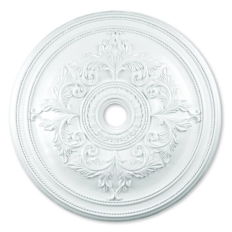 "Livex Lighting Versailles 8211 Ceiling Medallion - 40.5"" dia. x 2.375"" h"