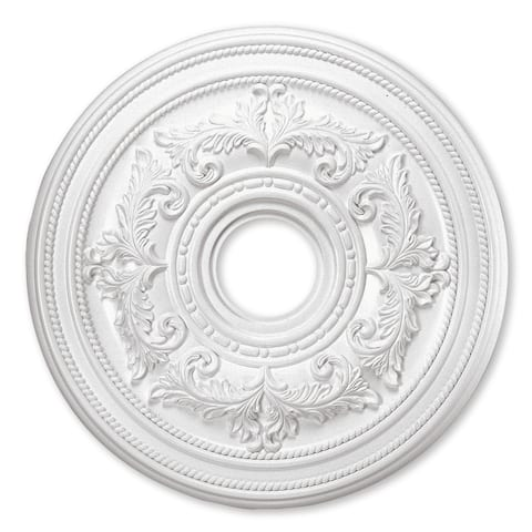 "Livex Lighting Versailles 8200 Ceiling Medallion - 22.5"" dia. x 1.5"" h"