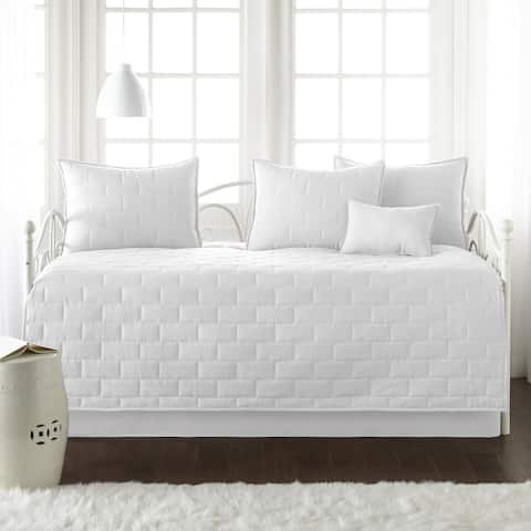 The Brickyard Collection 6-piece Twin Day Bed Cover Set