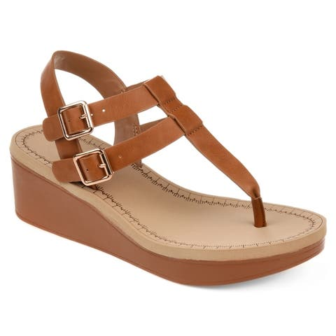 1705fe5b9258f Buy Beige Women's Sandals Online at Overstock | Our Best Women's ...
