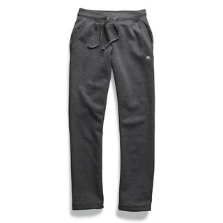 Plus Fleece Open Botton Pant