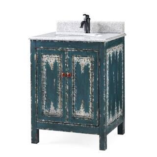 . Buy Distressed  26 Inch Bathroom Vanities   Vanity Cabinets Online