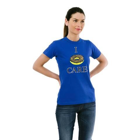 AFONiE I Donut Care Women T-shirt