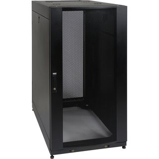 Tripp Lite 25U Rack Enclosure Server Cabinet w Doors & Sides -Special Price