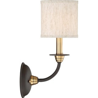Quoizel Audley Old Bronze 1-light Wall Sconce