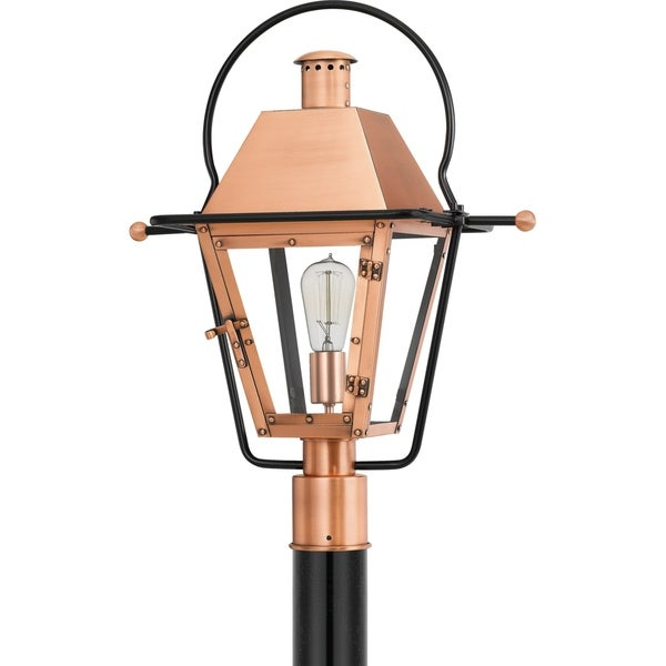 Quoizel Rue De Royal 1-light Outdoor Post Lantern