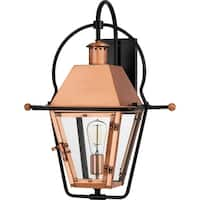 Quoizel Rue De Royal 1-light Outdoor Wall Lantern