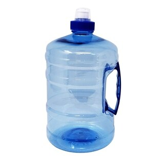 Large Capacity Sports Drinking Water Bottle Jug with Handle