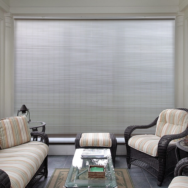 Wevok Radiance 72-inch Length White Outdoor PVC Shade by Havenside Home. Opens flyout.