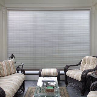 Havenside Home Wevok Radiance 72-inch Length White Outdoor PVC Shade