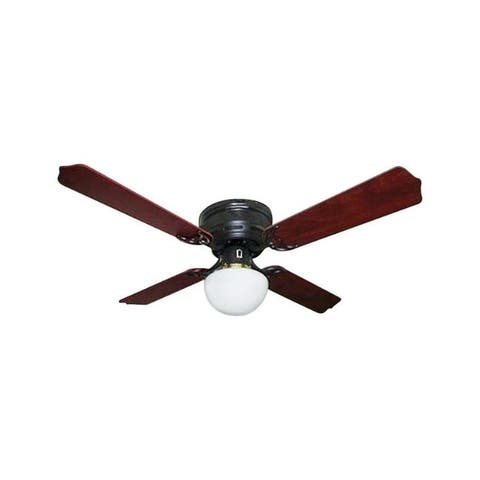Westinghouse Indoor Oil Rubbed Bronze Ceiling Fan 4 blade