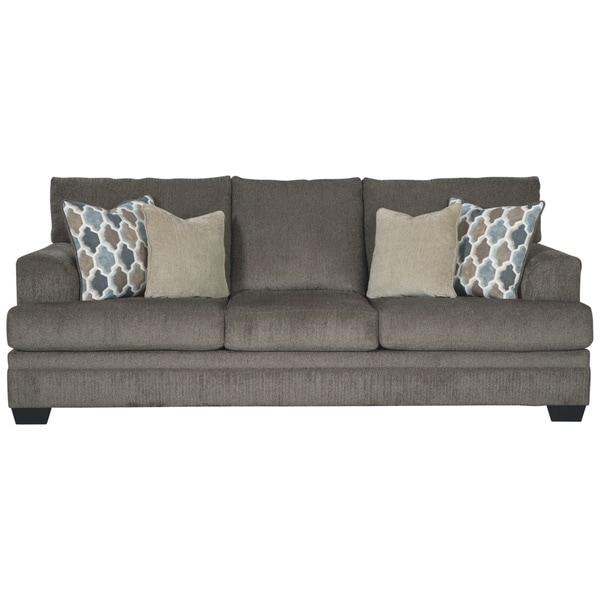 Sleeper Sofa Overstock: Shop Dorsten Queen Sofa Sleeper