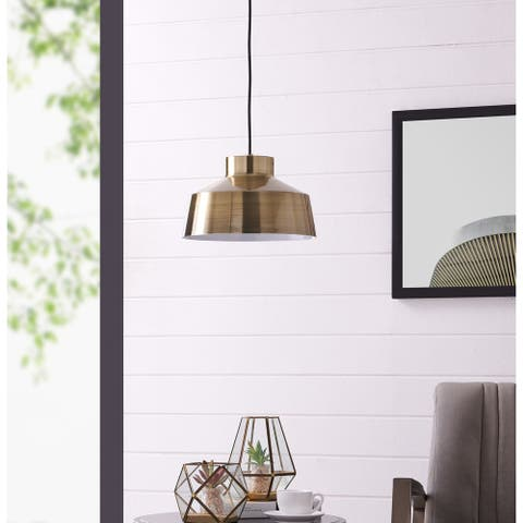 Carson Carrington Lapua Single-light Pendant Light