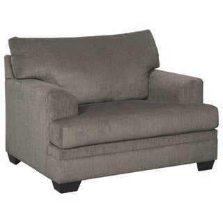 Dorsten Oversized Chair - Slate