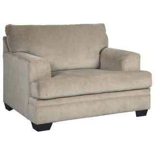 Dorsten Oversized Chair - Sisal