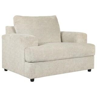 Soletren Oversized Chair - Stone