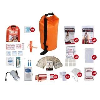 2 Person Survival Kit 72 plus Hours