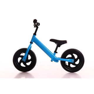 Toddler Pedal-Free Balance Bike - Blue