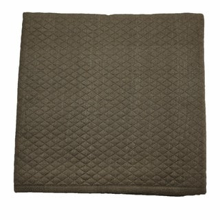 Basketweave Coverlet