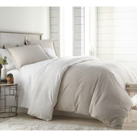 Geo Dream Reversible Duvet Cover and Sham Set