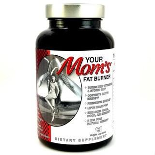 Your Moms Fat Burner (120 Capsules)