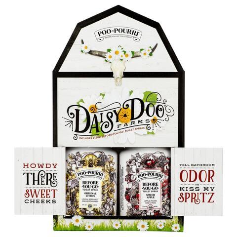 Poo-Pourri Daisy Doo Gift Set