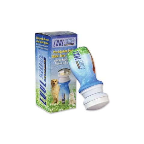 PetTest COOLshot Pre-Injection Numbing Device