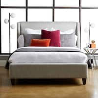 Liam Upholstered Bed by Avenue 405
