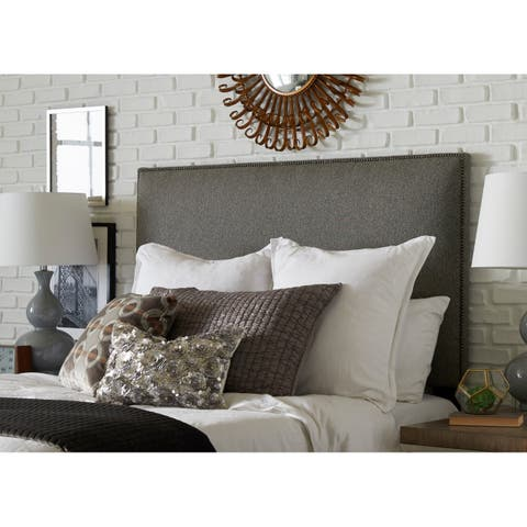 Vince Fabric Upholstered Headboard
