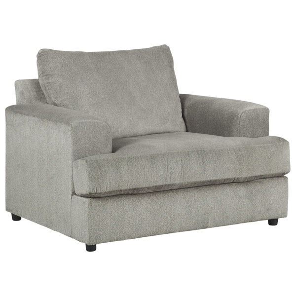 Oversized Chair - Ash