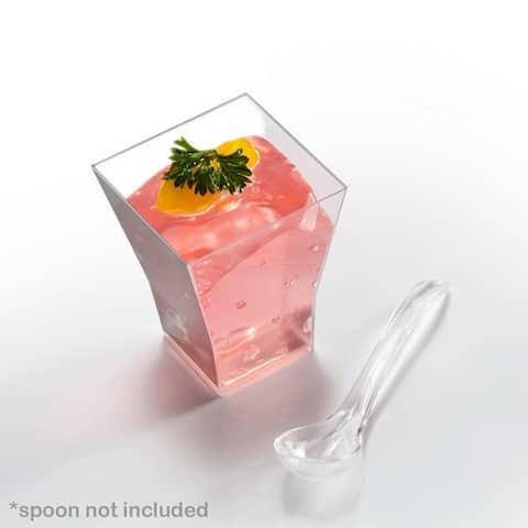 OnDisplay Alta Disposable Dessert Cups