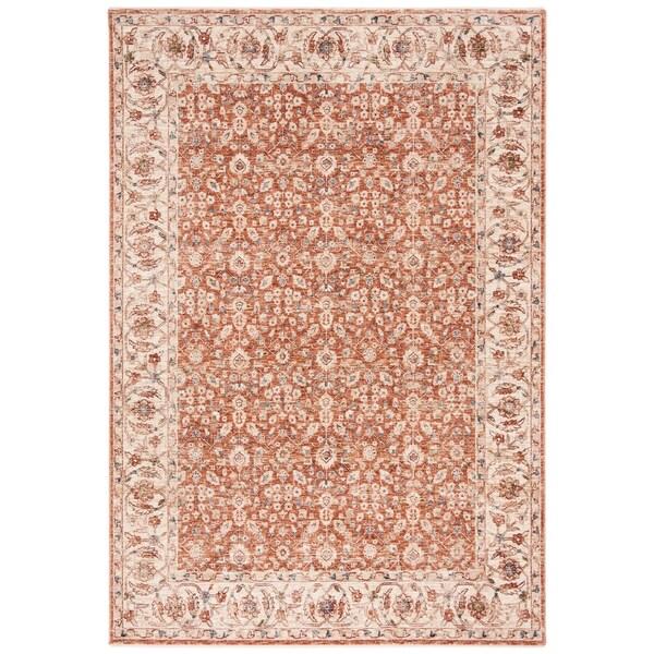 Safavieh Heirloom Odalys Traditional Oriental Polyester Rug
