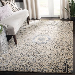 Safavieh Handmade Allure Lila Modern Floral Wool Rug