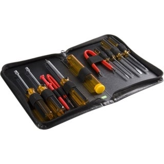 11 Piece PC Computer Tool Kit with Carrying Case