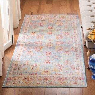Safavieh Windsor Lenneke Shabby Chic Oriental Polyester Rug