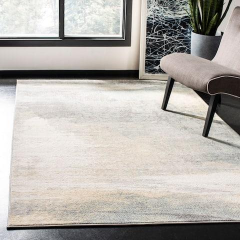 Safavieh Jasper Modern & Contemporary - Grey/Gold Rug - 8' x 10'