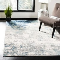 Safavieh Jasper Modern & Contemporary - Grey/Blue Rug - 9' x 12'