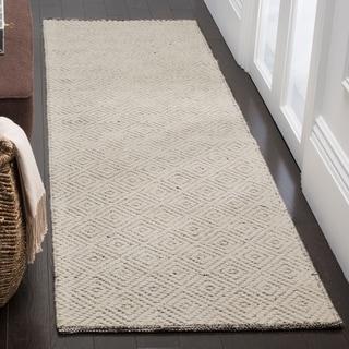 Link to SAFAVIEH Handmade Natura Rimah Wool Rug Similar Items in Kids' & Toddler Furniture