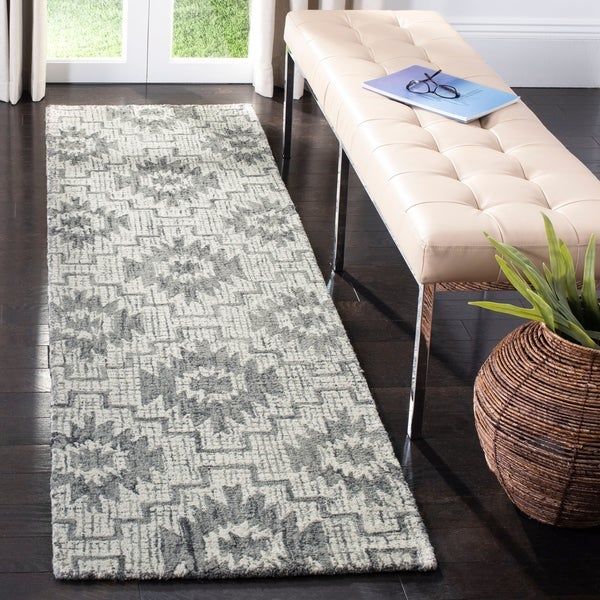 Safavieh Hand Tufted Abstract Modern Contemporary