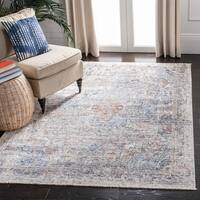 Safavieh Couture Hand-knotted Dream Christi Vintage Boho Oriental Wool Rug