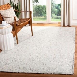 Safavieh Handmade Micro-Loop Pietsje Wool Rug