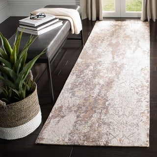 Safavieh Hand-knotted Expression Melisa Vintage Abstract Wool Rug