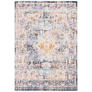 Safavieh Aria Vintage - Grey/Cream Rug - 8' x 10'