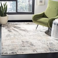 Safavieh Hand-Knotted Dream Vintage - Grey/Green Wool Rug - 8' x 10'