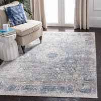 Safavieh Couture Hand-knotted Dream Lorie Vintage Boho Oriental Wool Rug