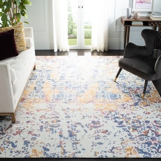 Safavieh Hand-knotted Expression Keely Vintage Boho Abstract Wool Rug