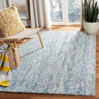 Safavieh Handmade Abstract Matilda Modern Wool Rug