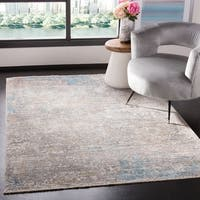 Safavieh Couture Hand-knotted Dream Angelia Vintage Boho Oriental Wool Rug